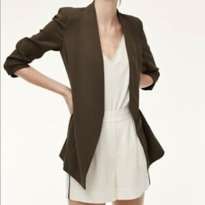Babaton Power Blazer Size 0